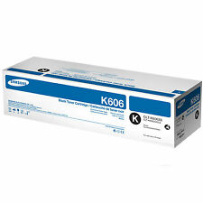 GENUINE SAMSUNG CLT-K6062S/ELS (K606) BLACK LASER PRINTER TONER CARTRIDGE