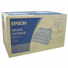 GENUINE EPSON C13S051111 / S051111 BLACK LASER TONER CARTRIDGE FOR EPL SERIES