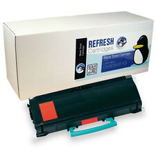 REMANUFACTURED LEXMARK X463 (0X463H21G) BLACK MONO LASER PRINTER TONER CARTRIDGE