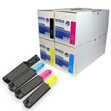 REMANUFACTURED DELL 593-10154/10155/10156/10157 COLOUR LASER TONER CARTRIDGES
