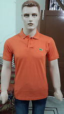 Lacosté Original Men's Polo Regular Fit T-shirt @ Lowest Price (Orange)