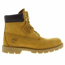 Timberland 6 Inch Basic  Wheat Mens Boots