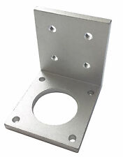 NEMA 23 Stepper Motor Bracket - Aluminium Construction Nema23 3D Printer & CNC