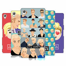 OFFICIAL JUSTIN BIEBER JUSTMOJIS HARD BACK CASE FOR SONY PHONES 1
