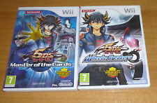 2 jeux nintendo wii - Yu-Gi-Oh 5D's masters's of the cards + Wheelie breakers