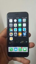 iPhone 6, 64GB, Black Color - Mint Condition with box charger headphones