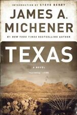 Texas - NEW - 9780375761416 by Michener, James A.