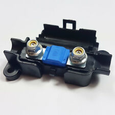 100 AMP MIDI FUSE BLUE + MIDI / STRIP LINK FUSE HOLDER CAR AUTO HEAVY DUTY 100A