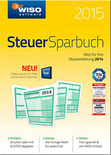 WISO Steuer-Sparbuch 2015, Buhl Data Service GmbH