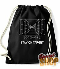 BORSA ZAINO STAR WARS SOGGIORNO ON TARGET BAG BACKPACK