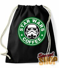 BORSA ZAINO STAR WARS COFFEE STORMTROOPER  BAG BACKPACK