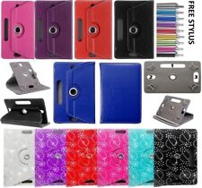 7 Pulgadas Universal Folio 360° Funda de Cuero para 2015 Amazon Fire Kindle