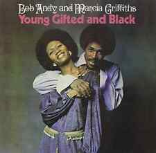 Bob & Marcia-Young, Gifted And Black  VINYL NUOVO