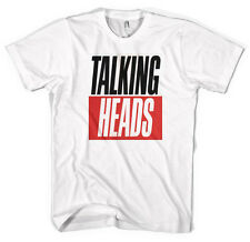 Talking Heads David Byrne camiseta Unisex Todas Las Tallas Colores