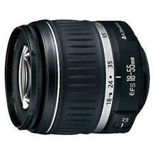 Canon EF-S 18-55mm F/3.5-5.6 Camera Lens