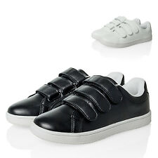 Only Women's Sneakers Trainers Casual Footwear Shoes Low Flat Faux Leather NEW