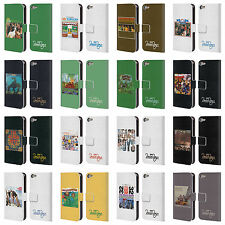 THE BEACH BOYS ALBUM COVER ART LEATHER BOOK WALLET CASE FOR APPLE iPOD TOUCH MP3