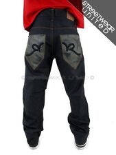 Rocawear Johnjay Raw Japan Jeans Hip Hop Gerade Jayz Roca Wear