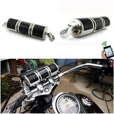Waterproof Hifi Bluetooth Motorcycle Audio Radio Sound System Stereo Speakers