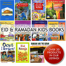 Ramadan and Eid Childrens Islamic Books 17 Books Eid Kids Gifts Muslim Stories