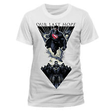 Superman Man of Steel - Last Hope T Shirt Size:L,2XL - NEW & OFFICIAL