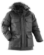 MENS FROST MASTER EXTREME WEATHER WATER, WIND PROOF DOWN PARKA COAT SIZE  Medium