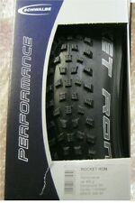 "SCHWALBE ROCKET RON FOLDING MOUNTAIN BIKE TYRE 29"" 29er 29 x 2.10 / 2.25"