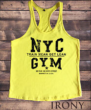 NYC Musculation Gym Motivation Gilet Meilleur Entraînement Habits Haut New York