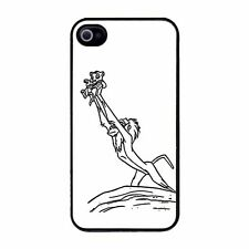 Disney The Lion King Simba Rafiki iPhone 7 / 7+/ 6/6s / 6+ / 5s/SE iPod 5/6 Case