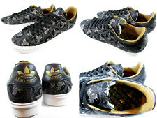 ADIDAS ORIGINAL STAN SMITH VULC NOIR M17184