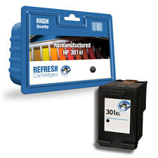 Refresh Cartuchos Negro 301XL Tinta Compatible con hp Impresoras