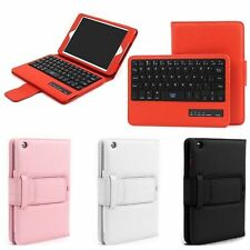 New Leather Case+Bluetooth Keyboard For Apple iPad PRO and mini PRO With Stand