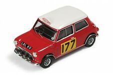 IXO RAC083 RAC084 RAC086 MINI COOPER S model Rally cars Monte Carlo 1964/ 65/ 67