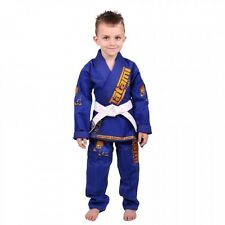 TATAMI MEERKATSU KIDS ANIMAL BJJ GI ROYAL BLUE KIDS BJJ SUIT CHILDRENS