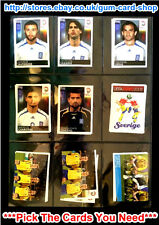 ☆ Panini Euro 2008 (379 to 432) (MINT) *Choose the Stickers You Need*