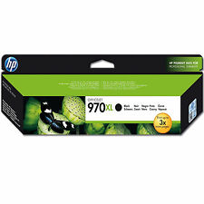 Genuino HP Hewlett Packard Officejet Alta Capacidad 970xl CARTUCHO DE TINTA