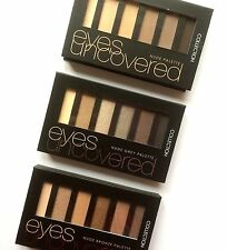 Collection 2000 Eyes Uncovered Nude or Smokey Eyeshadow Palette New Authentic