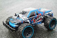 GIANT MUSCLE OFF ROAD 2.4GHZ MONSTER TRUCK RADIO REMOTE CONTROL CAR SPEED 20KM/H