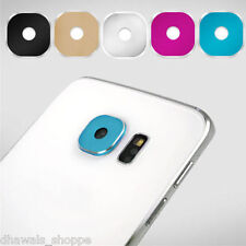 Rear Camera Lens Protector Cover Ring Samsung Galaxy S6/S6 Edge S7/S7 Edge