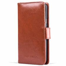 Snakehive® Samsung Galaxy A3 (2016) Leather Folio Wallet Flip Case w/Card Slots