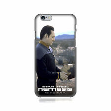 UFFICIALE STAR TREK DATA NEMESIS TNG COVER RETRO PER APPLE iPHONE TELEFONI