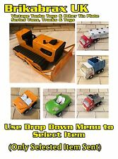 Vintage Tonka Toys & Other Series Vans, Trucks & Toys - Use Drop Menu to Select