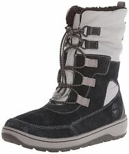 Timberland WINTERFEST TB09091R Juniors Boys Black/Grey Snow Boots