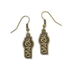 Official FANTASTIC BEASTS from Harry Potter NO-MAJ Charm EARRINGS
