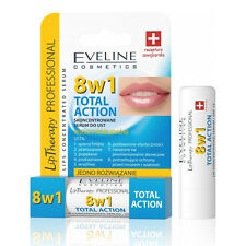 Eveline Cosmetics - Lip Therapy 8in1 TOTAL ACTION Lips Concentrated Serum