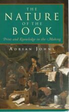 Nature of the Book: Print and Knowledge in the Making 9780226401225, Hardback