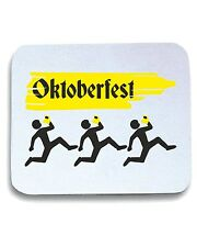Tappetino Mouse Pad BEER0134 Oktoberfest Running Team