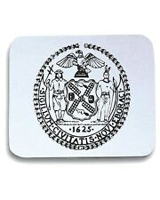 Tappetino Mouse Pad FUN0169 07 04 2012 seal of new york tt detail