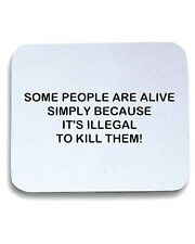 Tappetino Mouse Pad TDM00257 some people are alive