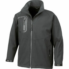 Hombre Result Tech Performance Ultra Lite Softshell Impermeable Claro